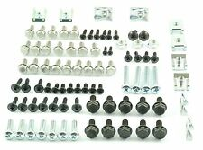 MEGA SET SCREWS FAIRING BOLTS PEUGEOT SPEEDFIGHT 2 + 10 CLIPS - 87 PARTS
