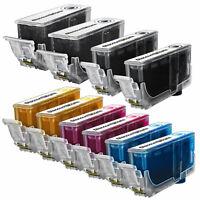 10PK PGI225 CLI226 for Canon BLACK COLOR Ink Cartridge Pixma MX882 MG5220 MG5320