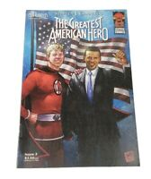 Greatest American Hero #3A Arcana Comic Book