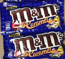 Caramel M&M's Twin offer USA Candy American Candy M&Ms