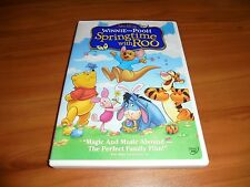 Winnie the Pooh - Springtime with Roo (DVD Widescreen 2004) Used Disney Animated
