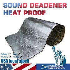 Car Insulation Sound Deadener Material Automotive Thermal Heat Shield 800x100cm