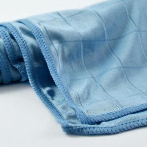 5x TOP Premium Gläsertuch 50x60cm Microfasertuch Poliertuch Bodentuch Küchentuch