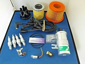 MORRIS MINOR BIG SERVICE KIT --THE BEST ON THE MARKET--ALL BRANDED PRODUCTS