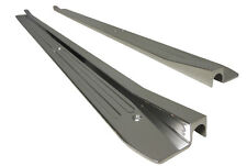 1968-1972 Chevelle Billet Door sill Plates Polished GM A-Body Eddie Motorsports
