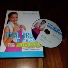 Total Dream Body workout Life's a beach DVD workout get fit aerobic moves