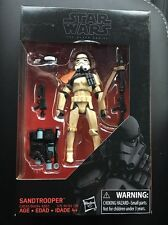 "Star Wars Black Series 3.75"" Sandtrooper"