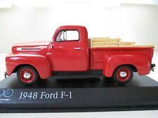 PAUL'S MODEL ART / MINICHAMPS - FORD 100 YEARS 1948 FORD F-1 PICKUP TRUCK - 1/43