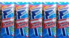 5X Supermax Kwil - II Disposable Razors Twin Platinum Coated Blades Razor