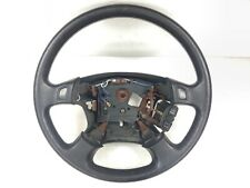 96 1996 Prelude S, Si Bare Steering Wheel Black Used OEM