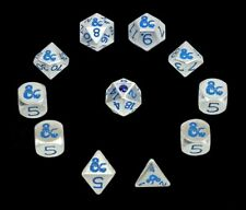 Dungeons & Dragons 45th Anniversary Sapphire Dice Set