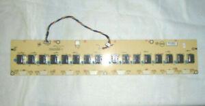 INSIGNIA MODEL NS-L42Q-10A  INVERTER BOARD # 715G3358-1  ,BUY IT NOW!!!