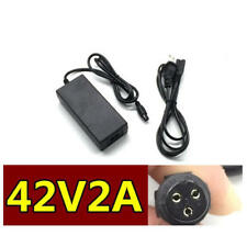1PC Scooter Charger Hoverboard Power Adapter 42V2A 2 Wheels Self Balance US Plug