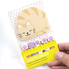BEST ANIMAL CAT CUTE KAWAII MEMO STICKY NOTE PLANNER STICKER PAPER BOOKMAR