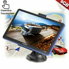"""XGODY 886 7"""" Inch GPS Navigation System for Trucks Buses Cars 256MB 8GB"""