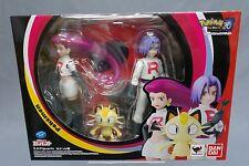 SH S.H. Figuarts Team Rocket Pokemon bandai Japan NEW