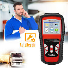 Car Auto OBD2/EOBD OBDII Diagnostic Scan Tool Fault Code Reader KW830 AL519 CAN