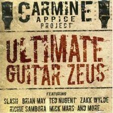 Carmine Appice Project - Ult. Guitar Zeus - CD - Slash