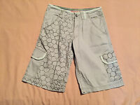 """Fat Face Cargo Shorts Size 28"""" Waist, 12"""" Inseam Great Condition, Plenty Life In"""