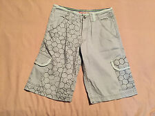 "Fat Face Cargo Shorts Size 28"" Waist, 12"" Inseam Great Condition, Plenty Life In"