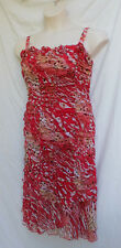 Person-elle NEW Size 16 Designer Dress Chiffon Cocktail Evening Occasion Party