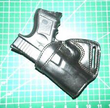 Tagua MBH-331 LH Black Leather SOB Holster for Glock 26 27 33