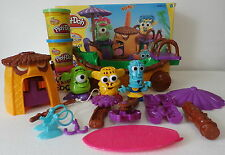 Play-Doh Doh Doh Island Beach Buggy Hasbro 2004  Used Great Condition w/ Box