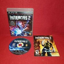 inFamous 2 (Sony PlayStation 3 PS3, 2011)