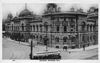 POSTCARD  SOMERSET  BATH   Municipal  Buildings