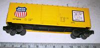 Vintage Lionel 6-9606 Union Pacific U. P. Hi-Cube Box Car in  O/O-27 Gauge