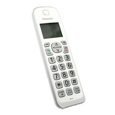 Replacement Spare Handset Panasonic KX-TGDA50 W for Panasonic Cordless Phone
