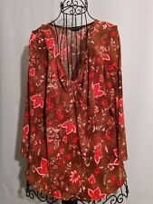 Bay Studio Career Blouse Size XL