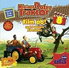 "KLEINER ROTER TRAKTOR ""8 - FILM AB"" CD HÖRSPIEL NEU"