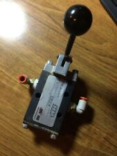 Used Aro Fluid Power Flow  00006000 Control Valve E252Lm Industrial Equipment Made In Usa