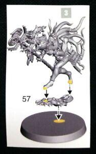 Warhammer 40K Herald of Tzeentch Chaos Daemons Burning Chariot Age Sigmar