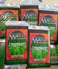 5 x Homelands Booster Packs Factory Sealed - Magic the Gathering MTG bustine
