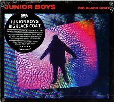 JUNIOR BOYS BIG BLACK COAT CD NUOVO SIGILLATO !!