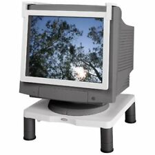"Fellowes Standard Monitor Riser - Up To 60lb - Up To 17"" Monitor - (91712)"