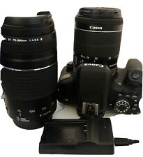canon 750d camera With 2 Lens In Great Condition
