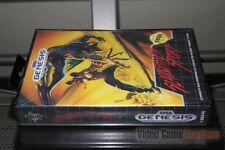 Slaughter Sport (Sega Genesis, 1991) FACTORY SEALED - EXCELLENT! - ULTRA RARE!