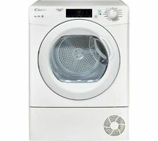 CANDY amazing android GSV C9TG NFC 9 kg Condenser Tumble Dryer - White 1 year Wa