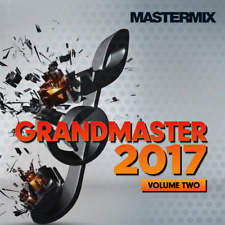 Mastermix Grandmaster 2017 Part 2 & DJ SET 34 Continuous Chart Music Megamix CD