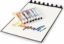 Zuupah Elfinbook Zeichenblock Malbuch Set DIN A4 für Kinder mit Speicherfunktion