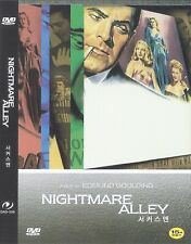 Nightmare Alley (1947) Tyrone Power / Joan Blondell DVD NEW *FAST SHIPPING*