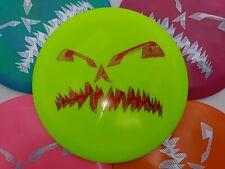 (1) New Innova Star Sidewinder 2021 Halloween Pumpkin Stamp Disc Golf