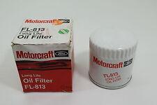 Motorcraft OEM Engine Oil Filter FL-813 / E73Z-6731-B 1984 - 1987 Ford Escort