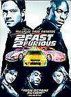 2 Fast 2 Furious (DVD, 2003, Widescreen)-PAUL WALKER -