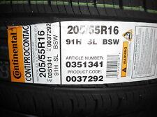 BMW Tire 205/55R16 Continental CONTIPROCONTACT SSR - 36110414664