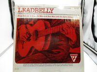 Leadbelly SU278  Ballads Of Beautiful Woman & Bad Men Shrink, Mono  VG/VG+ c VG+