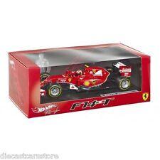 Mattel Elite  2014 F1 GP Ferrari F14T Kimi Raikkonen 1/43 Diecast Car BLY70
